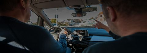 Hos Riis Køreskole viser vi vejen til dit kørekort - Få pladser tilbage 19/2-2020