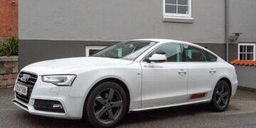 Audi A5 Sportback, 2.0tdi
